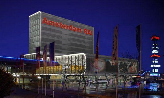 exhibition stand design company in Amsterdam