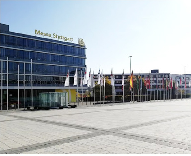 Exhibition stand design company in Stuttgart