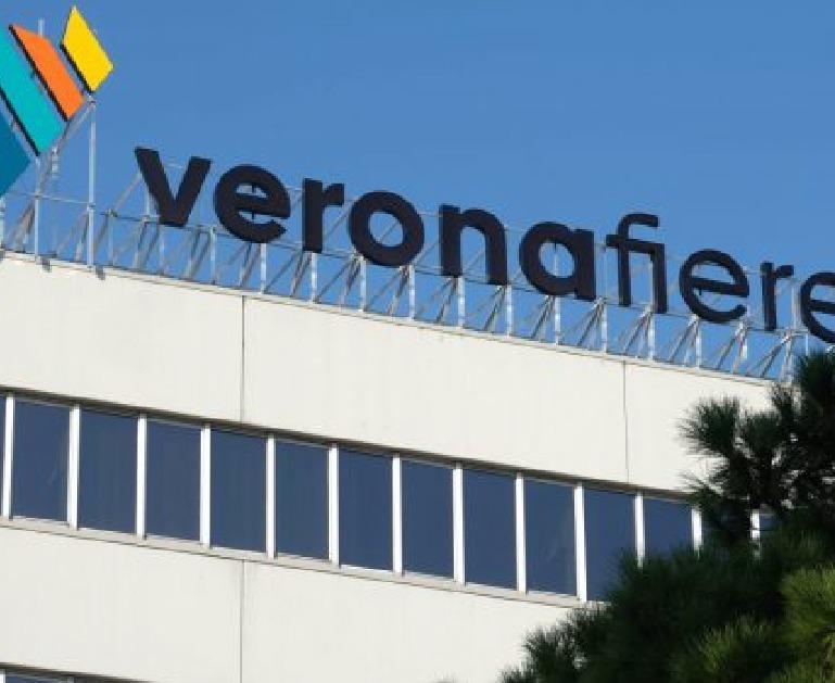 Exhibition center in Verona
