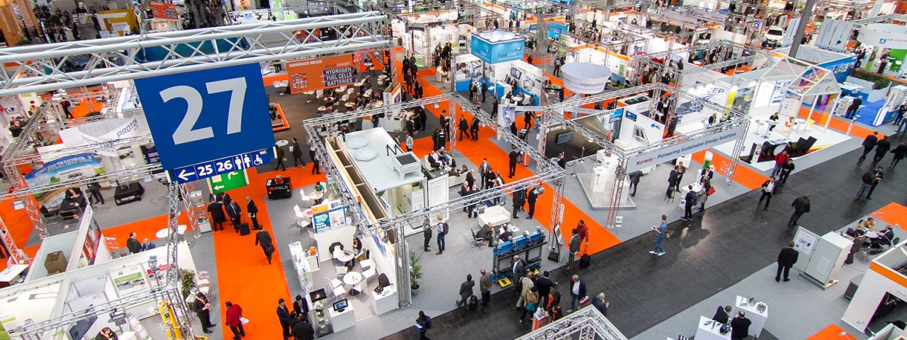 Exhibition stands builder In Germany