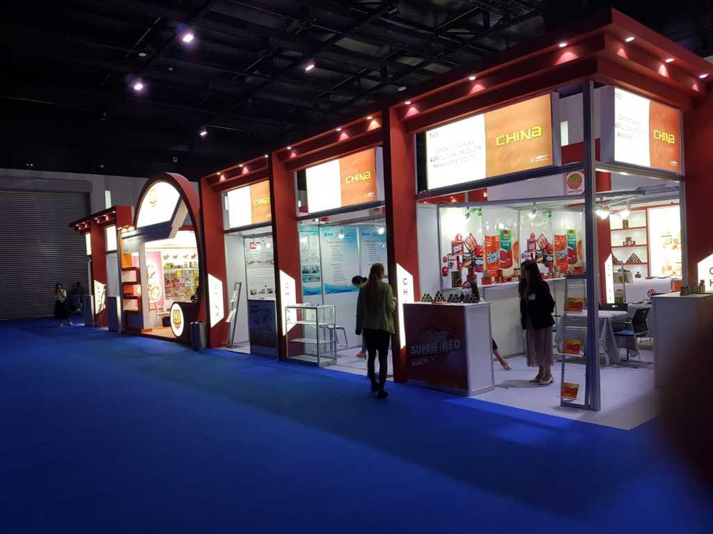 exhibition stand design company