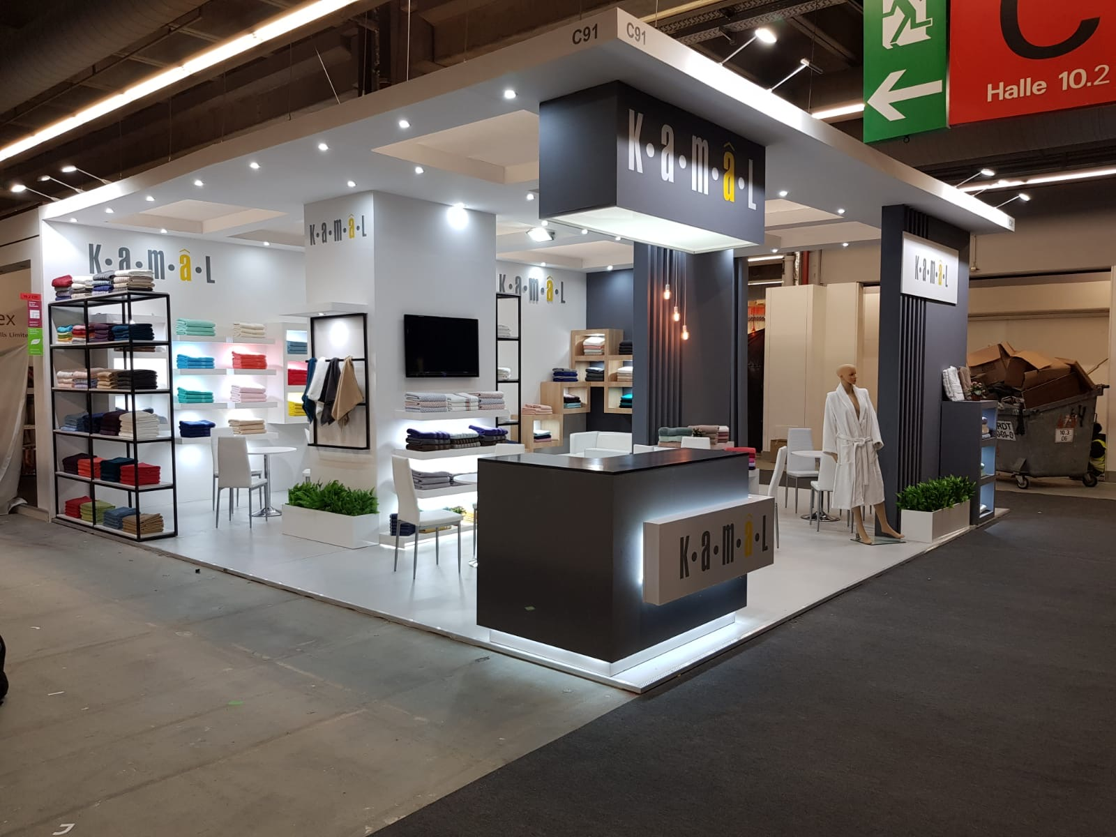 Exhibitions stands design company