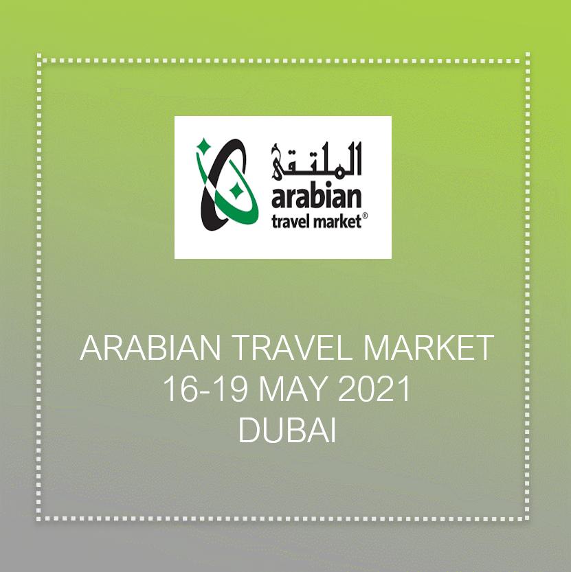 Arabian Travel market show in dubai