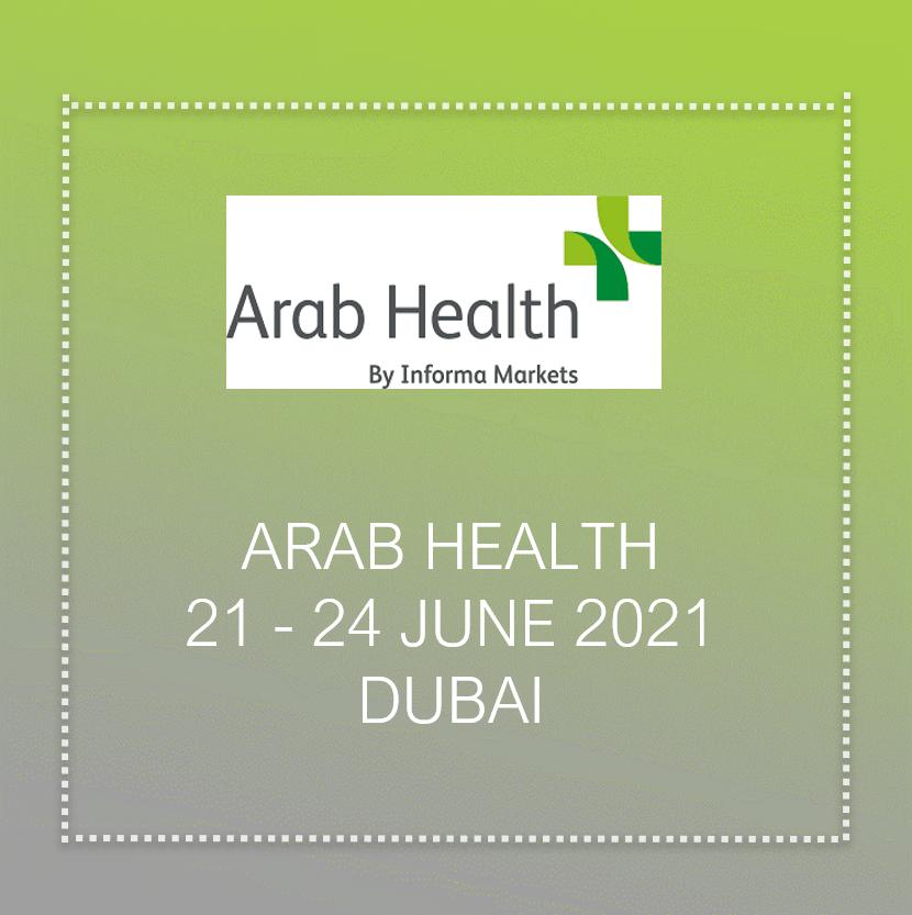Arab Health 2021 In Dubai