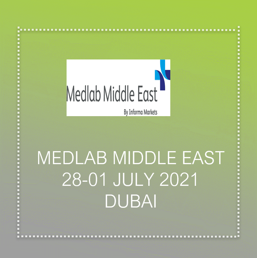 Medlab Middle east In Dubai