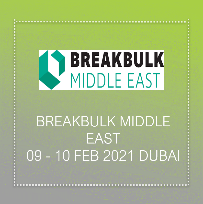 Breakbulk Middle east 2021