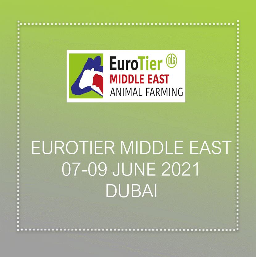 Eurotier Exhibition 2021 in Dubai