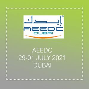 Aeedc 2021 In Dubai