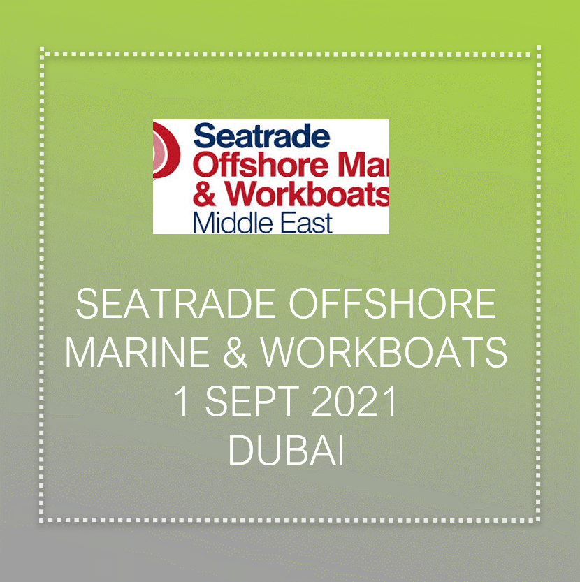 Seatrade offshore marine and workboats In Dubai