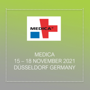 Medica Exhibition stand In Germany