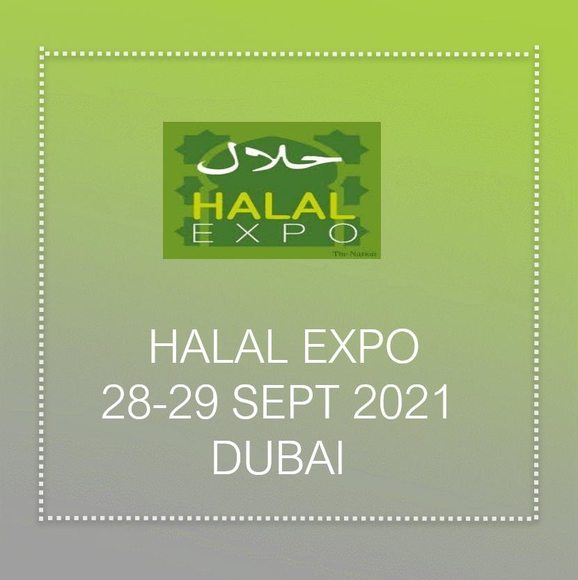 Halal expo In 2021 Dubai