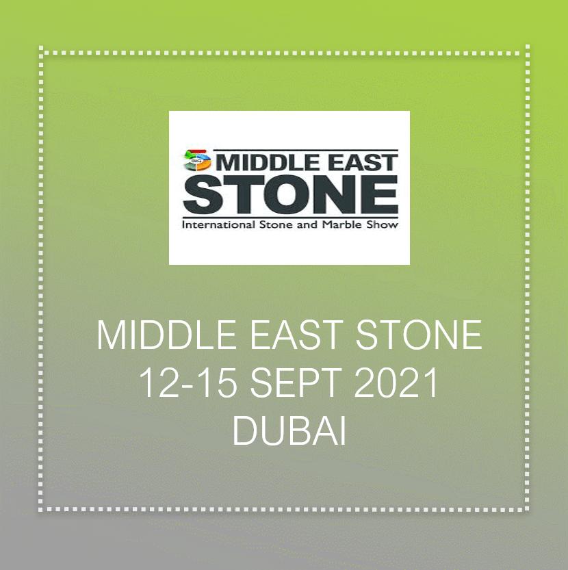 Middle east stone in 2021 Dubai