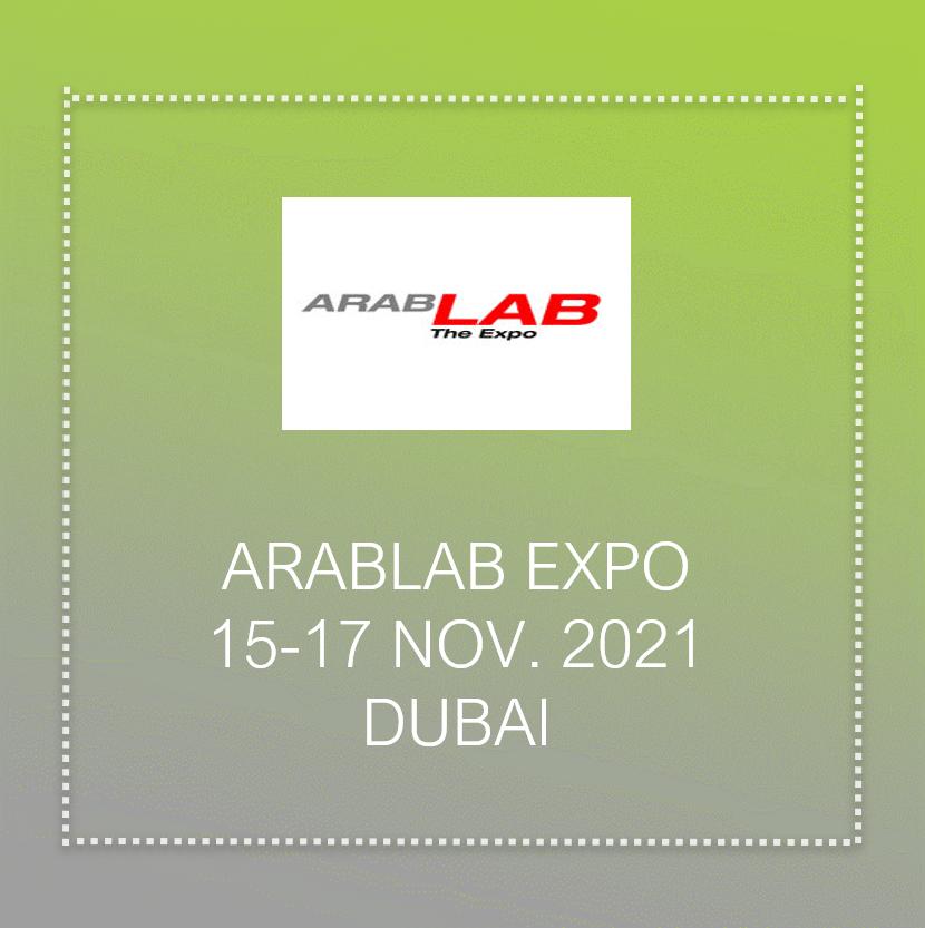 Aeab lab Expo In Dubai 2021
