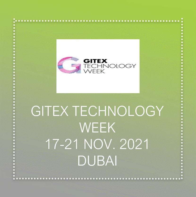 Gitex technology week in Dubai 2021
