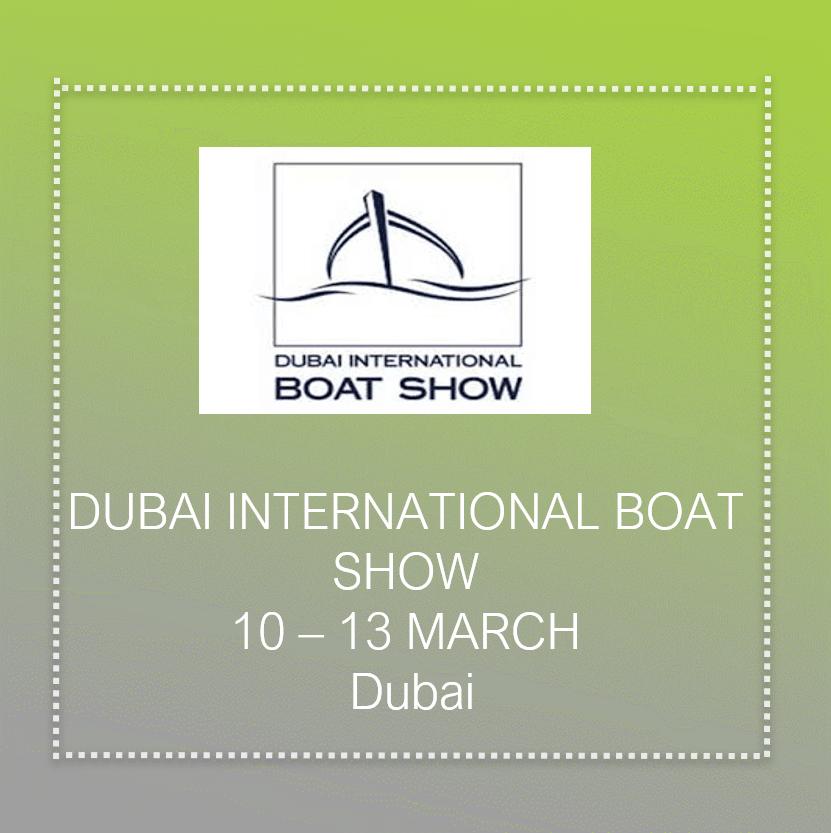 Dubai International Boat Show 2021