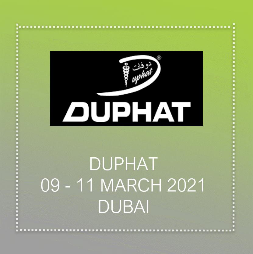 Duphat 2021 In Dubai