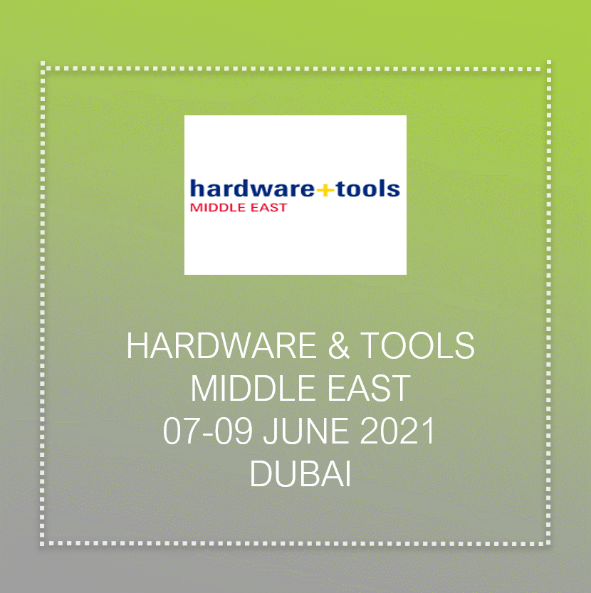 Hardware and tools show in Dubai