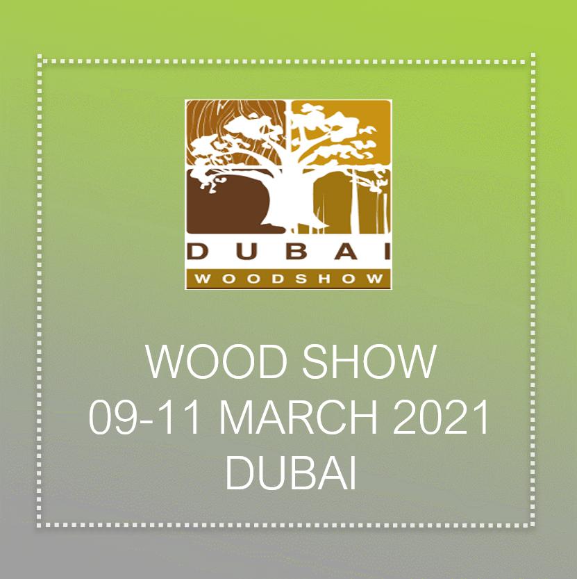 wood show 2021 in dubai
