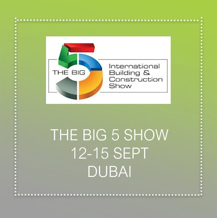 The Big 5 Show In Dubai 2021