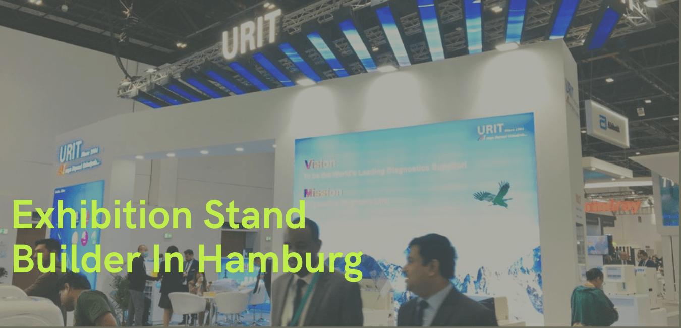 Exhibition Stand Builder In Hamburg