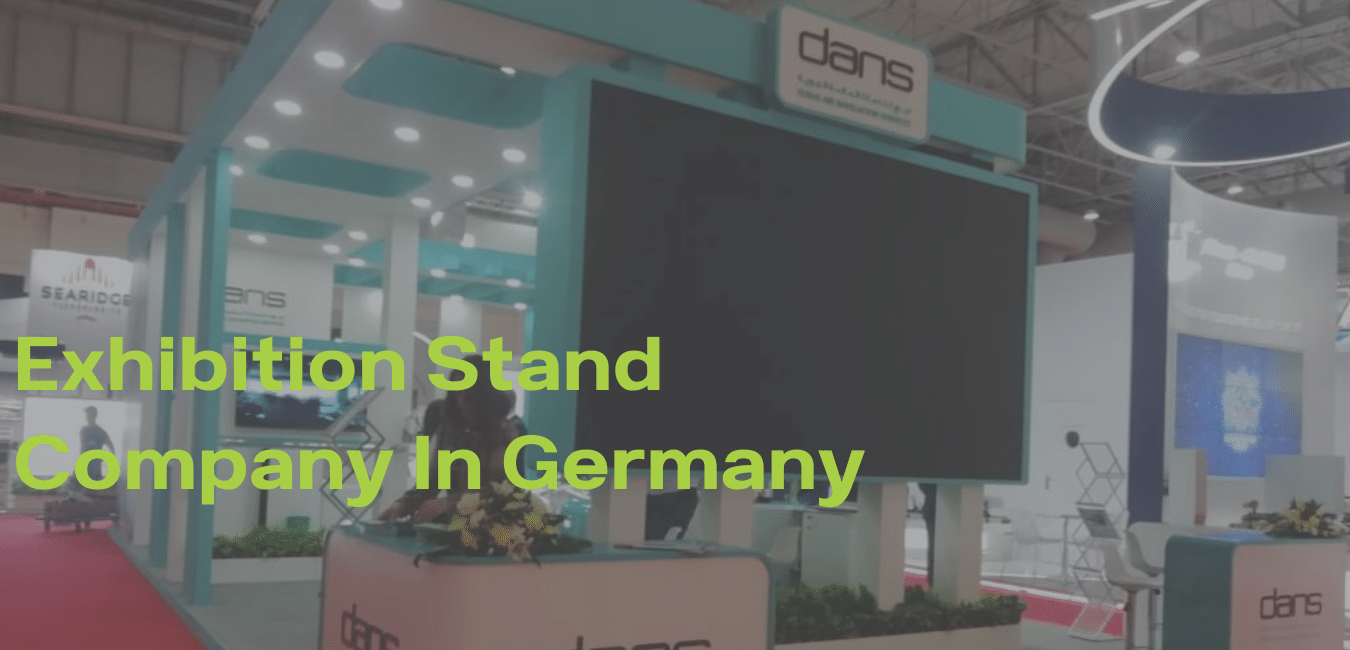 Exhibition Stand Company In Germany