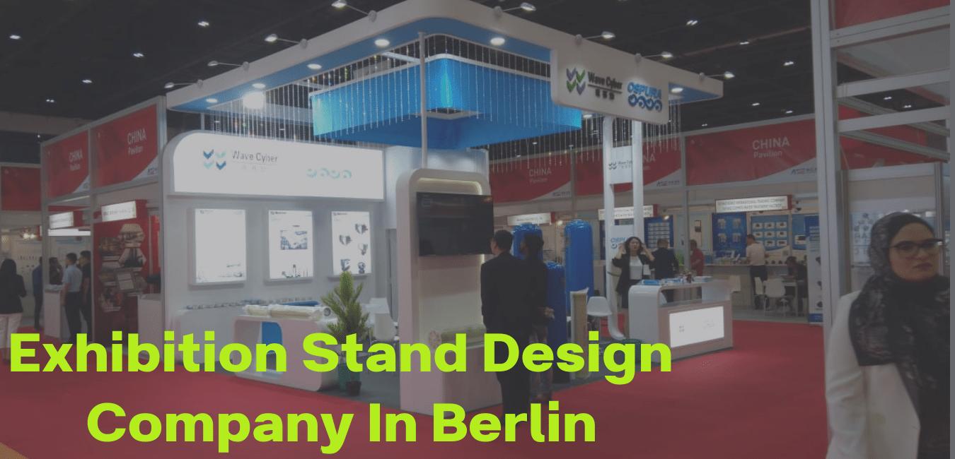 Exhibition stand design company in Berlin