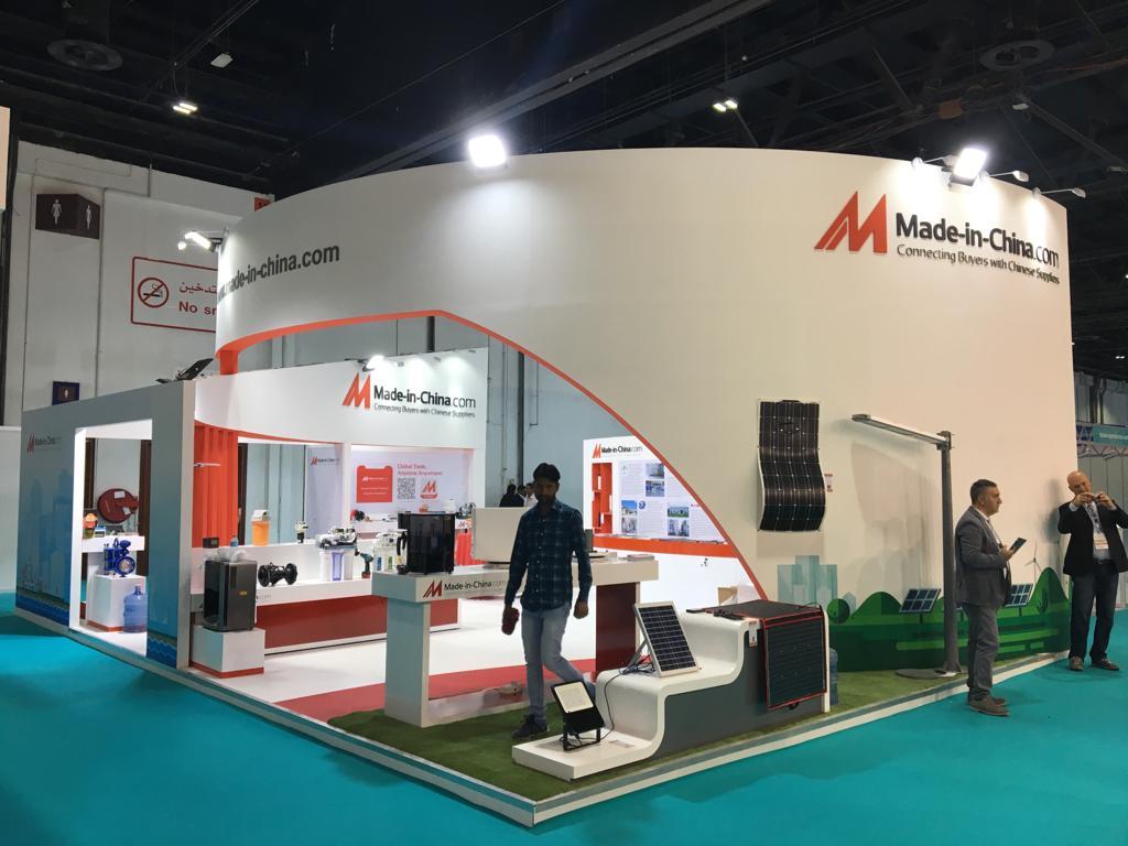 Stand builder company DUBAI