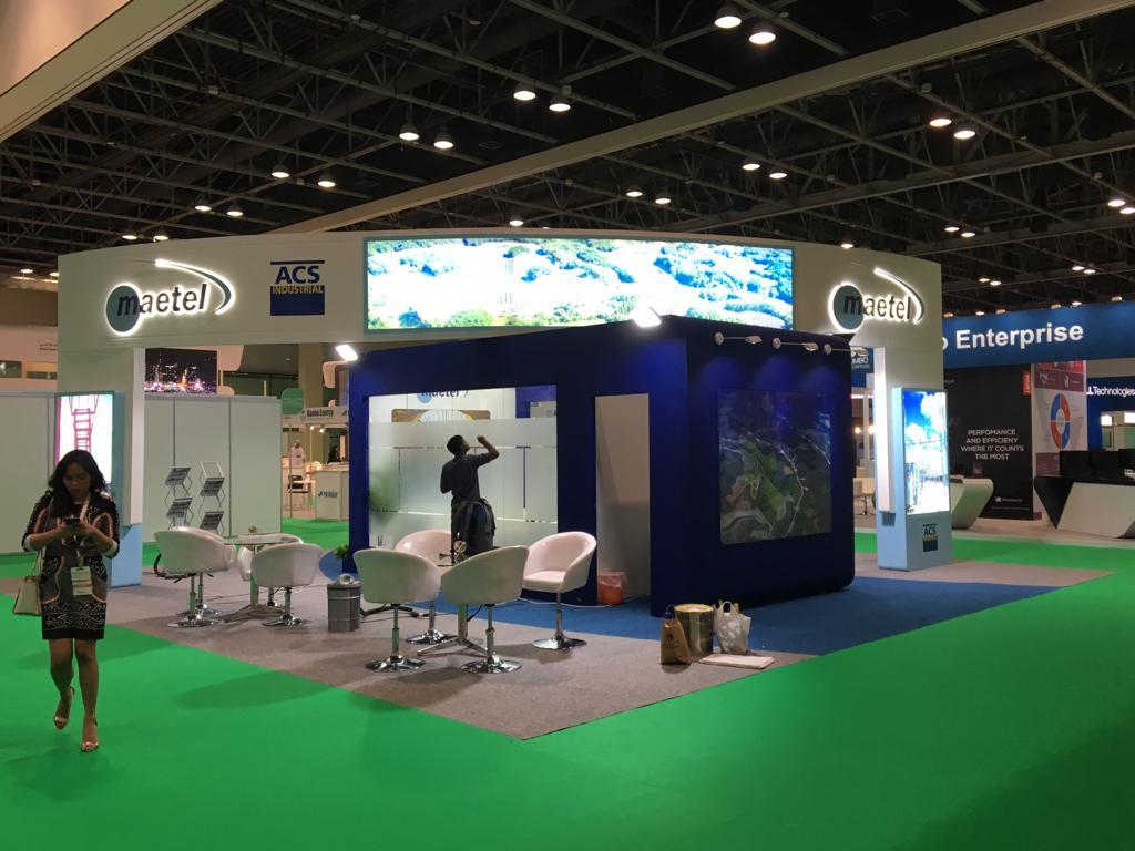 Exhibition Stand Contractors In Dubai