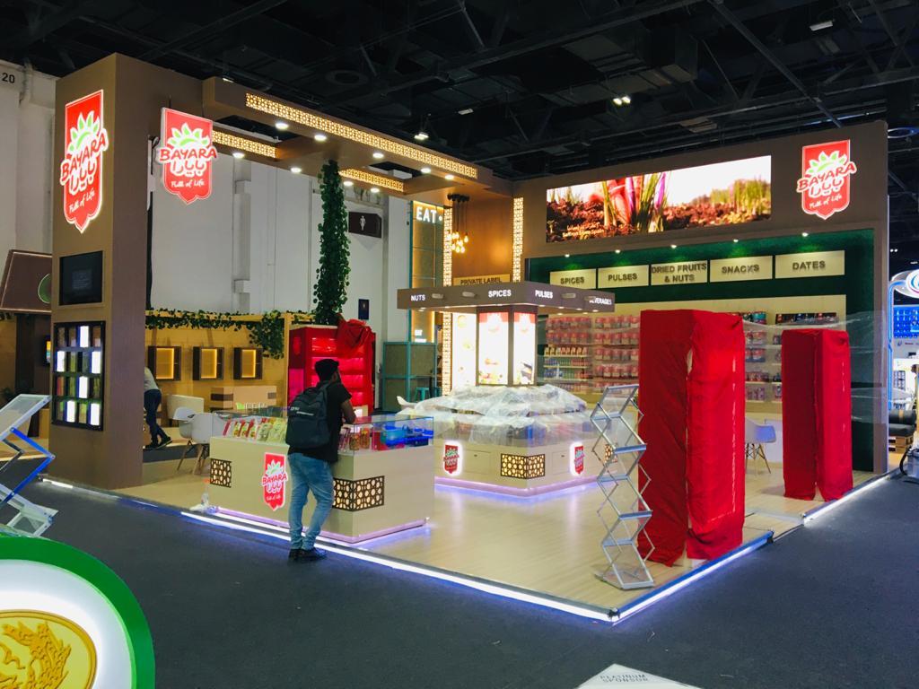 Booth builder DUBAI