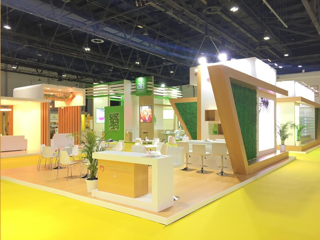 Exhibitions stand company
