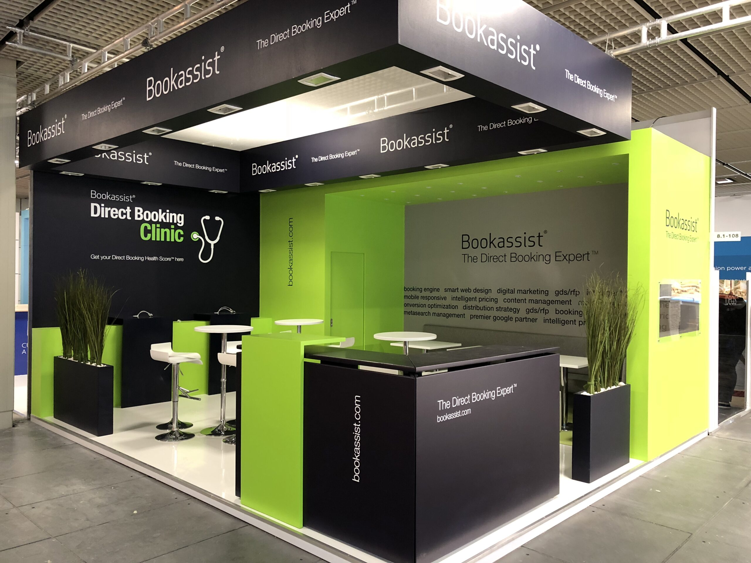 Exhibitions stand company in India