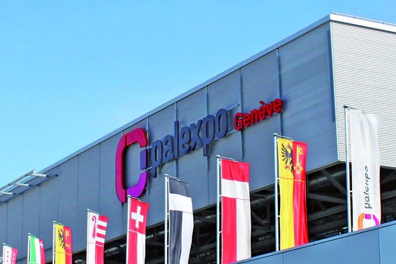 Geneva exhibition center