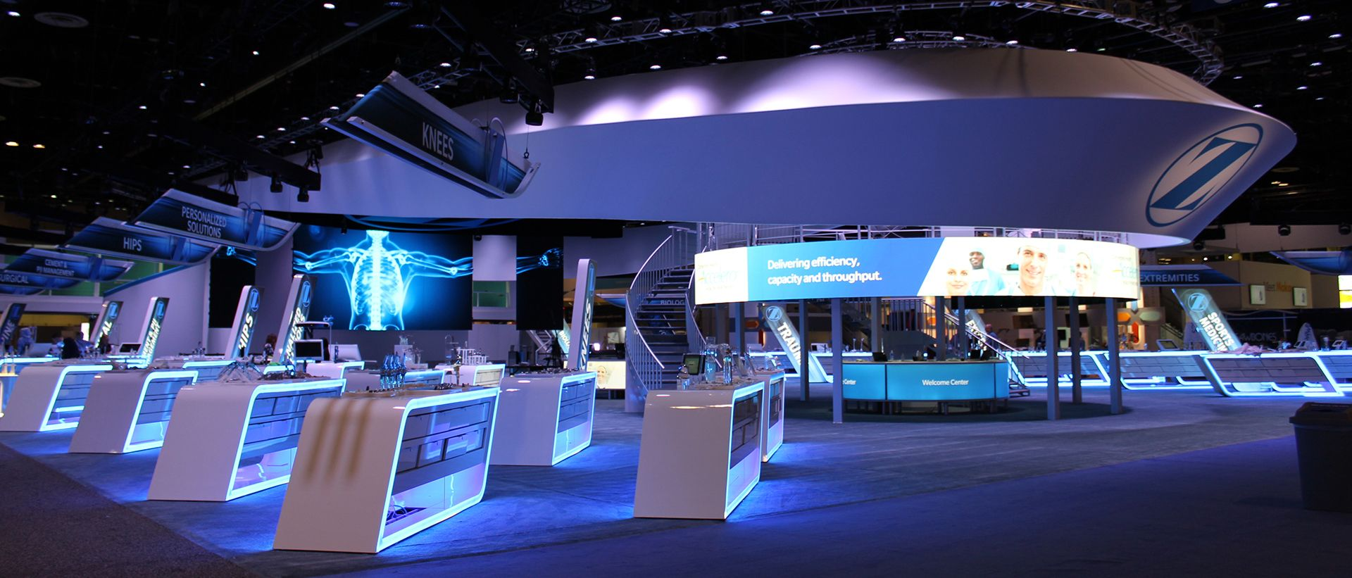 exhibition stand design in brussels