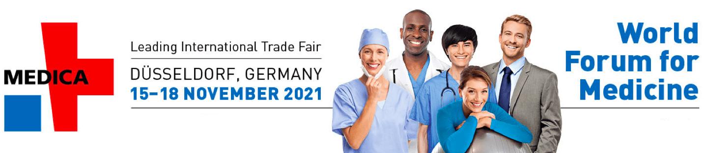 Medica Dusseldorf 2021