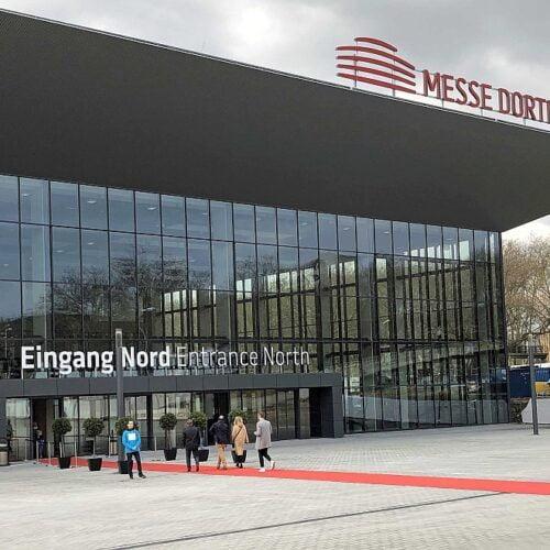 exhibition stand design in Dortmund