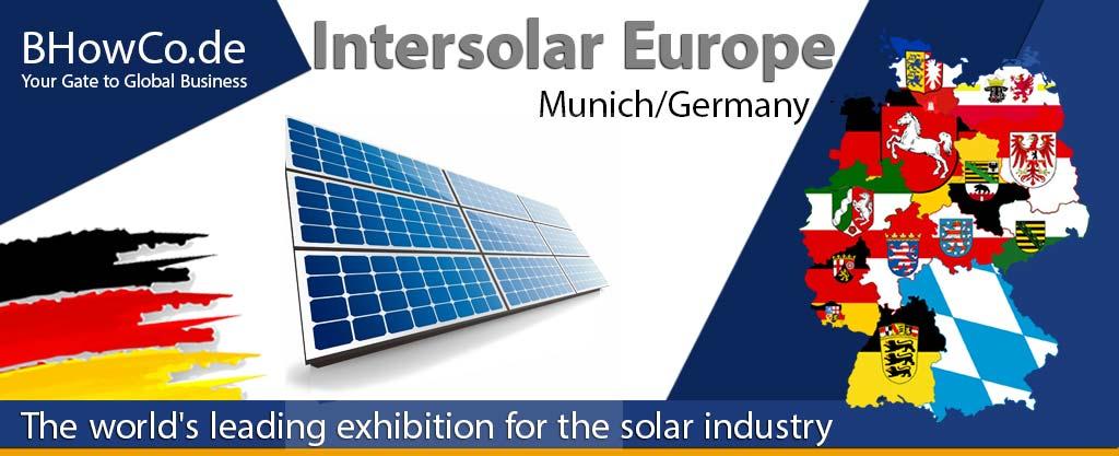 Intersolar Munich 2021