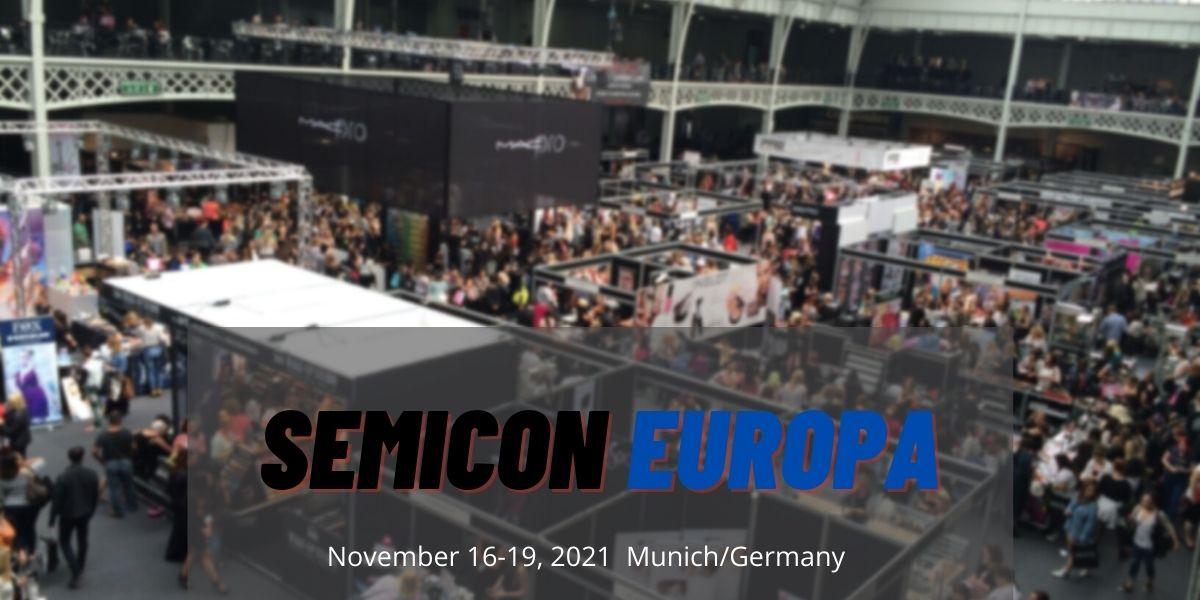 Semicon Europa Munich 2021